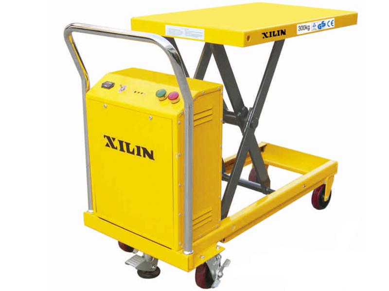Стол подъемный передвижной XILIN г/п 500 кг 300-900 мм DP50 электрический