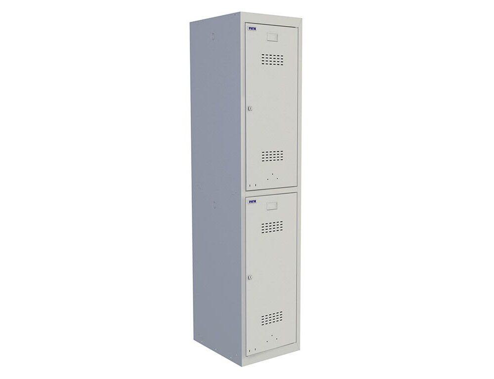 Шкаф для раздевалок ПРАКТИК усиленный ML 12-40 (базовый модуль)