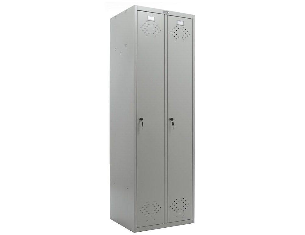 Шкаф для раздевалок ПРАКТИК Стандарт LS-21 U