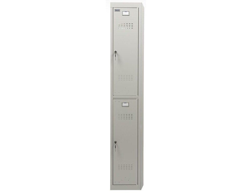 Шкаф для раздевалок ПРАКТИК усиленный ML 02-30 (дополнительный модуль)