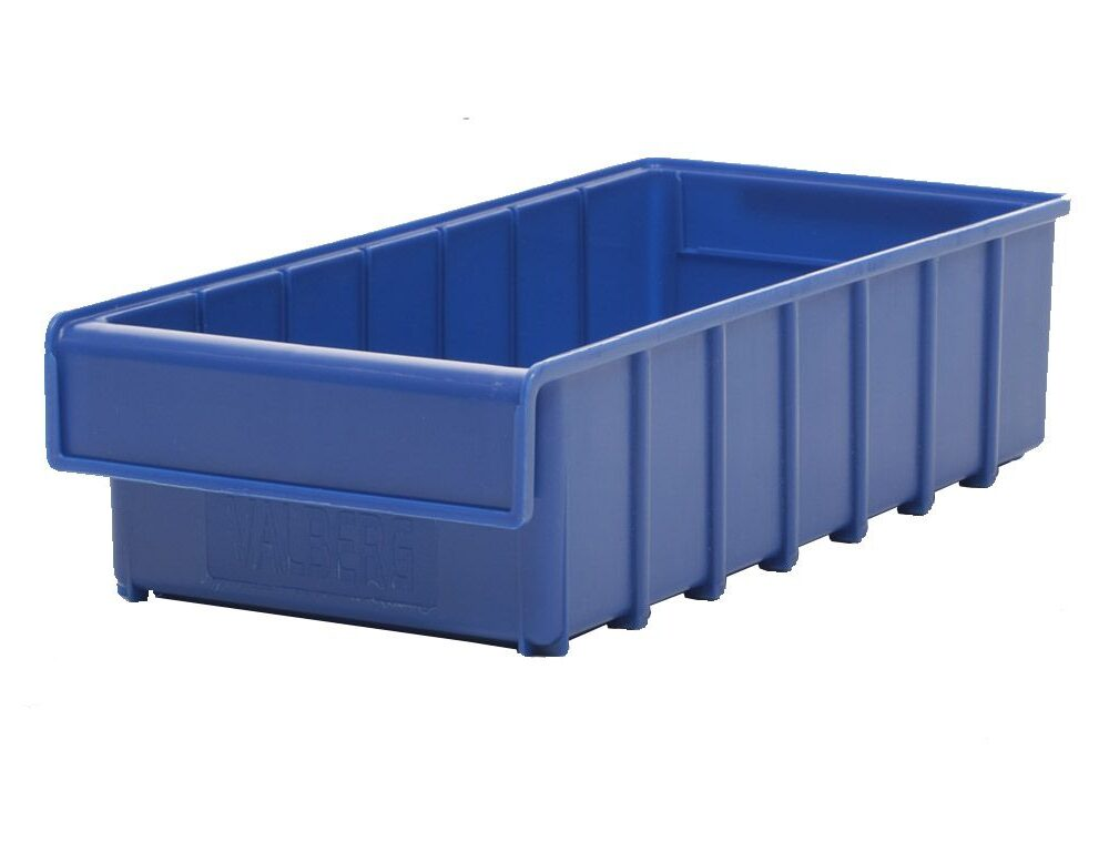 Ящик пластиковый Практик 400x185x100