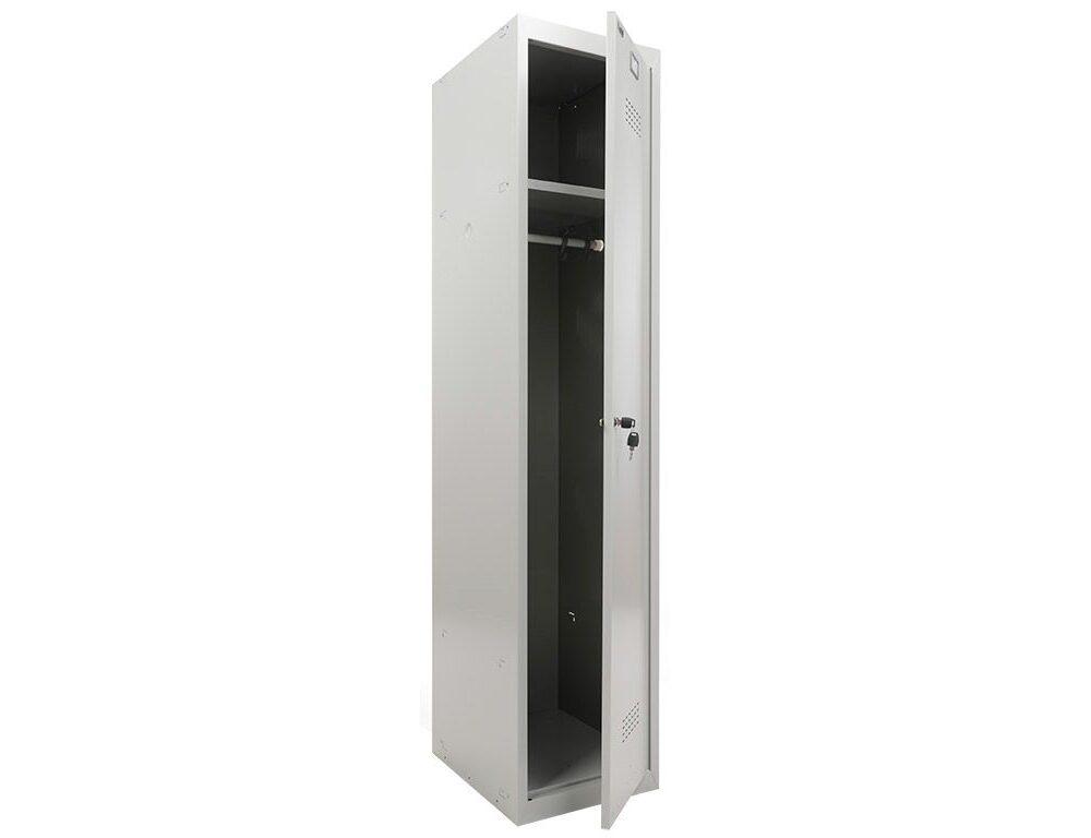 Шкаф для раздевалок ПРАКТИК усиленный ML 11-40 (базовый модуль)