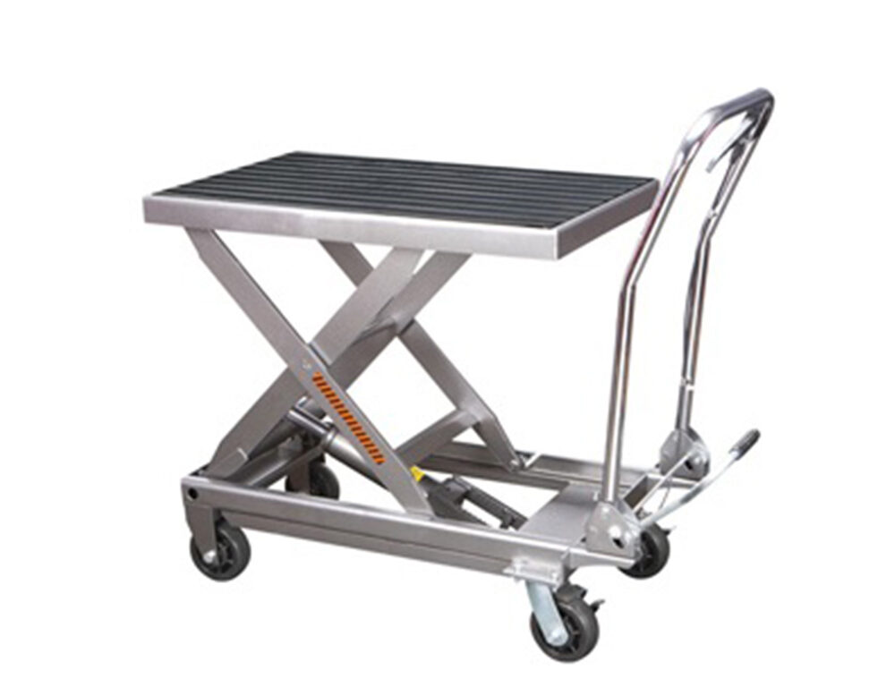Стол подъемный TOR г/п 750 кг 1010×520мм BS75S (нержавеющая сталь)