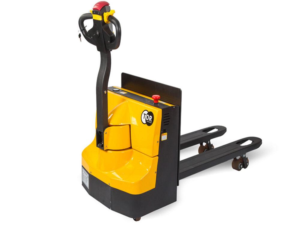 Тележка электрическая самоходная TOR г/п 1500 WPT15-2
