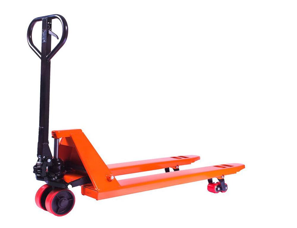 Тележка гидравлическая TOR JC 2000 (полиуретановые колеса)