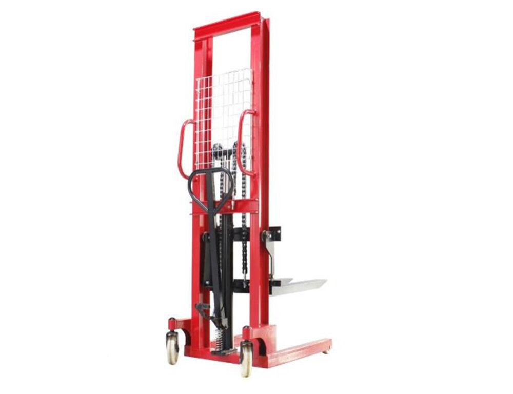 Штабелер ручной гидравлический TOR 1т 1,6м PMS1000-1600