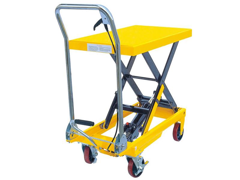 Стол подъемный TOR SP800 г/п 800 кг, подъем — 420-1000 мм