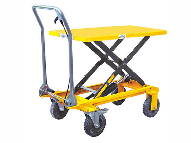 Стол подъемный TOR SP200 г/п 200 кг, подъем — 330-1000 мм