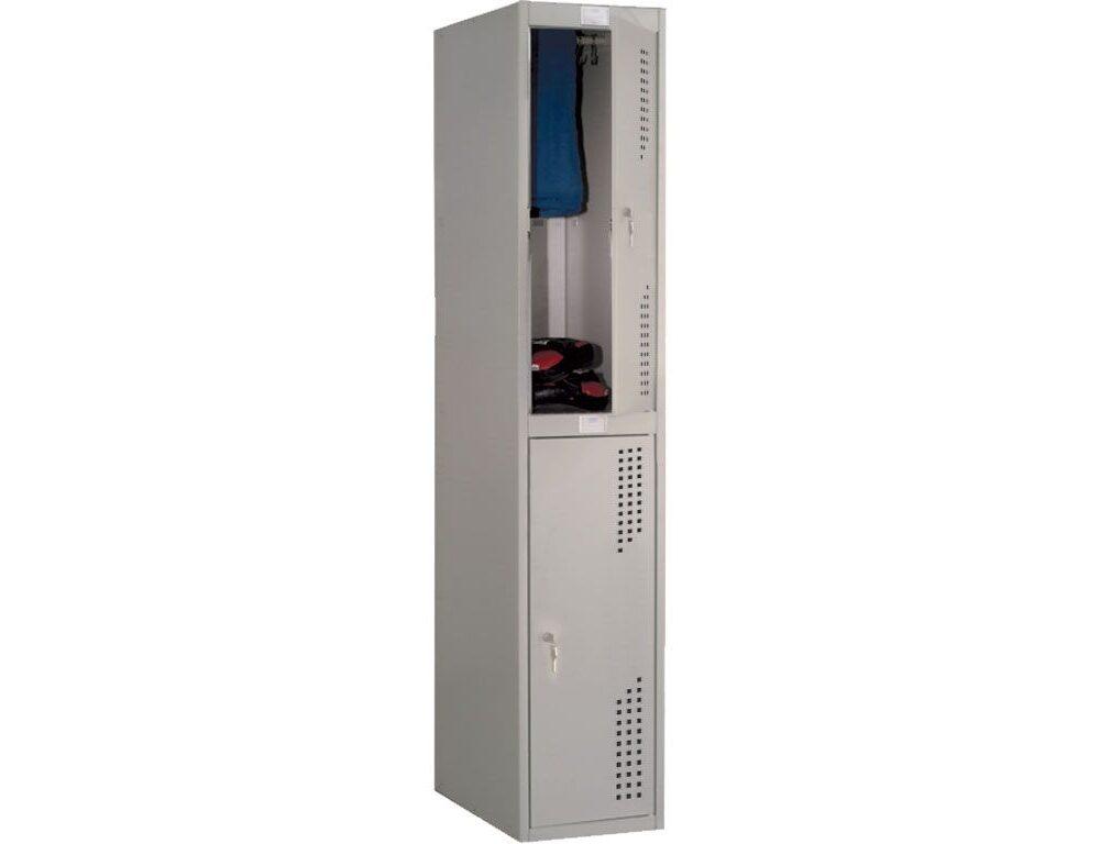 Шкаф для раздевалок NOBILIS антивандальный NLH-02